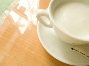 ホットミルク1