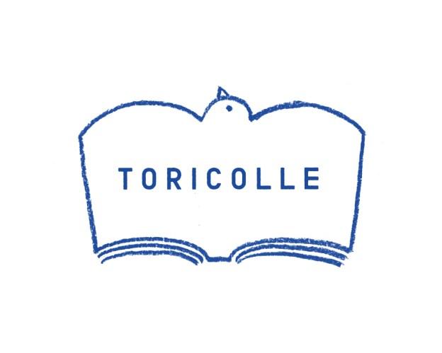 TORICOLLE BOOK LOGO