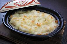 京丹後市久美浜町「丹後ジャージー牧場そら」のモッツァレラチーズ入り蟹ドリア(とり松)