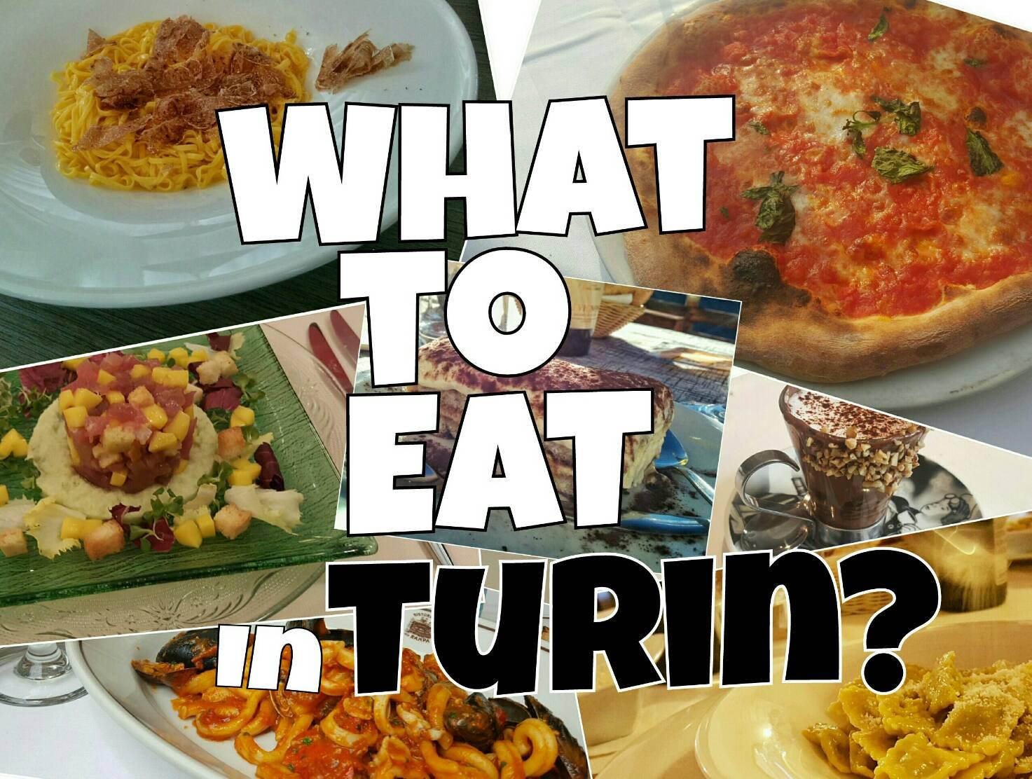 イタリア在住者おすすめ トリノに来たら絶対食べるべき18選!