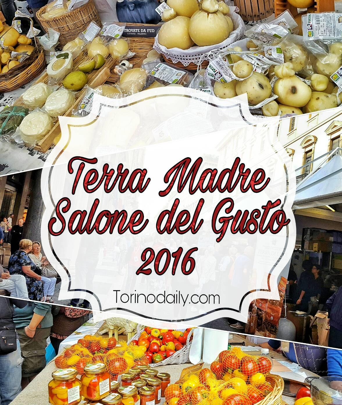 国際的な食の祭典「テッラ・マードレ=Salone del gusto」がいよいよ開幕!