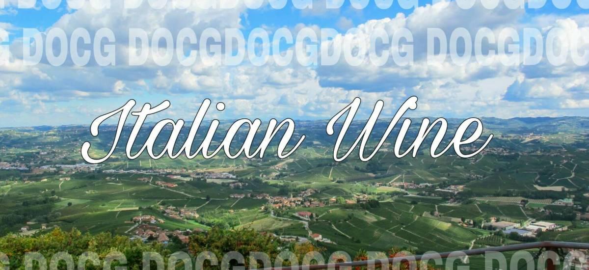 イタリアで最もDOCG(最高格付け)ワインの多い州は…? DOCG in Piemonte