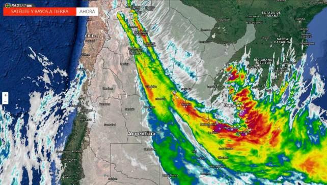 Alerta Meteorológica 15:30 27/08/2016