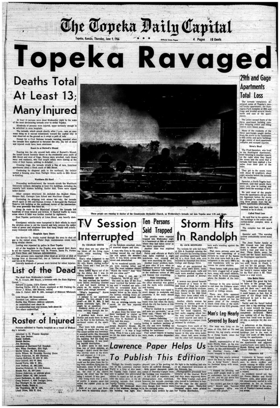 Front Page June 9, 1966