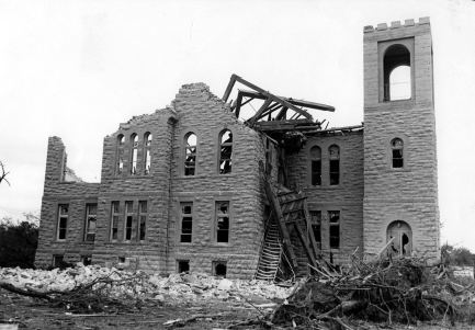 Washburn University Damage