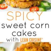 Spicy Sweet Corn Cakes and New LEAN CUISINE® MARKETPLACE Meals