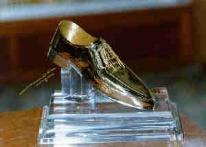 Zapato de Oro