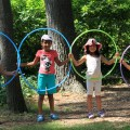 tbgkids campers in hoops