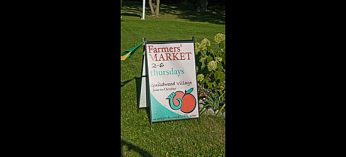 The Guildwood Farmers' Market will be held every Thursday from 2 to 6 p.m. at 121 Livingston Rd. until Oct. 22.