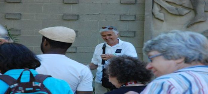 On Sept. 20, there was a talk on the history of the inn.