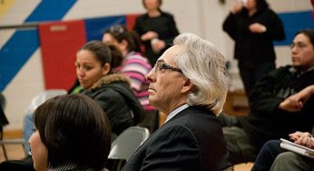 Phil Fontaine, former National Chief of the Assembly of First Nations.
