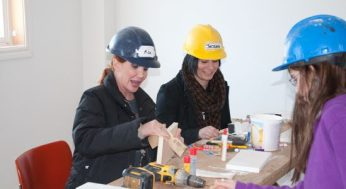 """Melissa Gilbert spreads the values of """"Little House"""""""