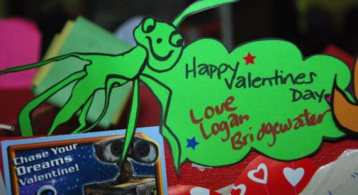 Bug Valentine