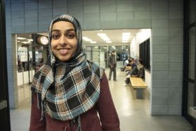 Farrah Chanda Aslam has been selected by U of T to help promote their fundraising program 'Boundless', the largest campaign in Canadian university history.