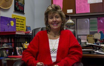 Colleen Andrews, principal of Eastview Junior Public School and supporter of full day kindergarten.