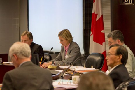 TTC Chair Karen Stintz