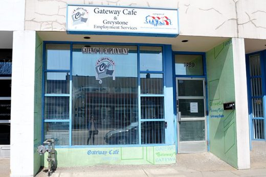 Gateway Cafe is an employment centre that works with West Scarborough Neighbourhood Community Centre. It helps youth and adults in the GTA enter the workplace.