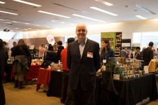 'Tea is no longer your grandmother's drink, says Bill Kamula, co-chair of the Tea Guild of Canada, a Toronto Tea Festival sponsor. The second annual festival ran Feb.1–2 at the Toronto Reference Library's Bram and Bluma Appel Salon.