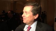 Mayor Tory enters the doors of the gala.