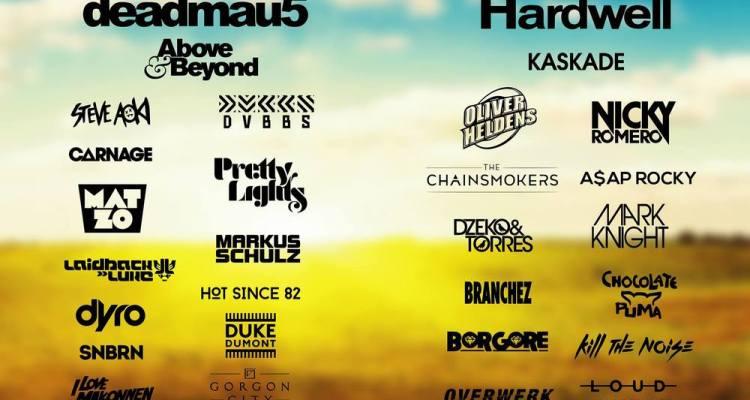 Veld Lineup 2015