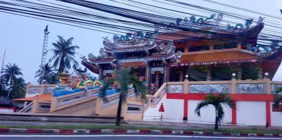On the Road Phuket Thailand