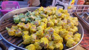 Dim Sum Phuket Sunday Night Market Thailand