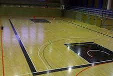 Baloncesto: el sábado se estrena parquet y calefacción en el Polideportivo de Torrelodones