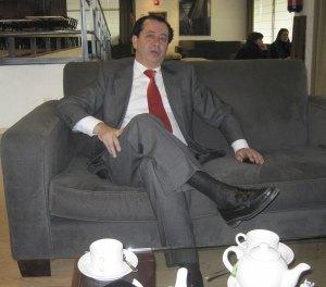 Entrevista a Javier Laorden Ferrero, candidato a la Alcaldía de Torrelodones