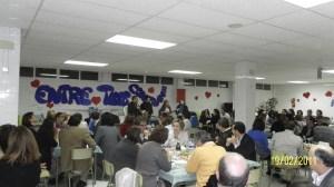 Cena de San Valentín en beneficio de la construcción del nuevo colegio