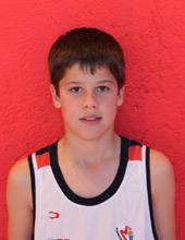 Jorge Bueno Adrada, del Club de Baloncesto Espacio Torrelodones