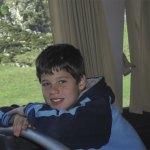 Jorge en el autobús