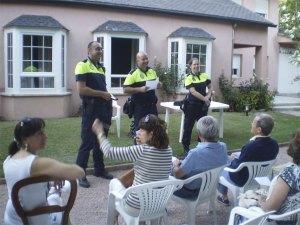 El SEPAP informa a los vecinos de la periferia de Galapagar