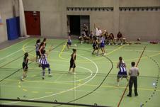 Espacio Torrelodones de 1ª División Nacional Femenino vs. Villaviciosa de Odón