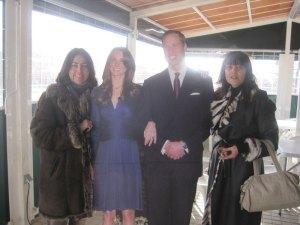 Los Duques de Cambridge en Torrelodones