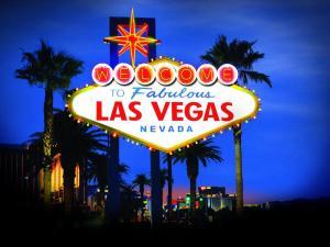 Cartel Welcome Las Vegas (Foto:  Visitlasvegas.com)