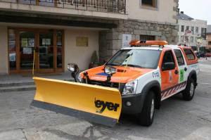 Nuevo vehículo para emergencias de Protección Civil