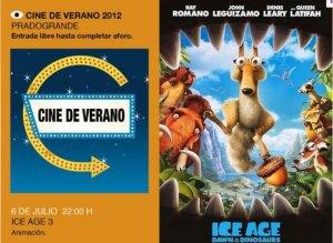 Cine de Verano 2012 en Torrelodones