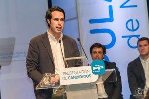 Jorge García González, candidato a la Alcaldía de Torrelodones por el Partido Popular (Foto: juanangelTC.com)