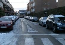 aparcamiento torrelodones