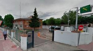 guardia-civil-villalba-captura-de-google-maps