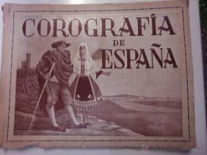 Libro Corografía de España