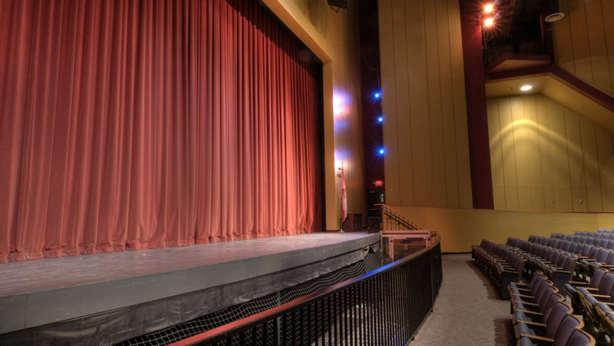 School Theatrical Sound and Lighting