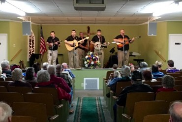Martin Audio CDD Installed For Kenly Gospel Music Hall Upgrade