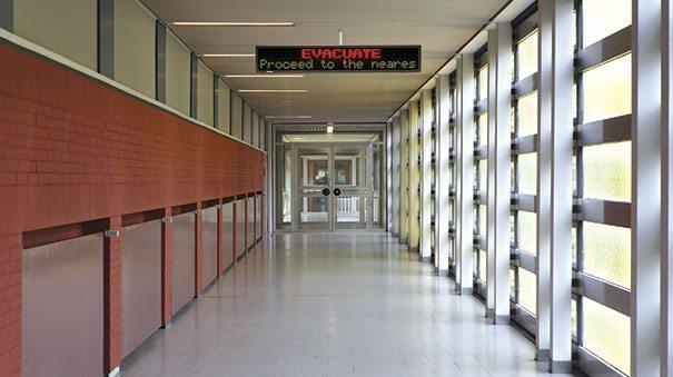 Planning a Hospital Mass Notification System