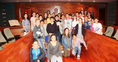 El Consell del Xiquet se reúne un año más en el Ayuntamiento
