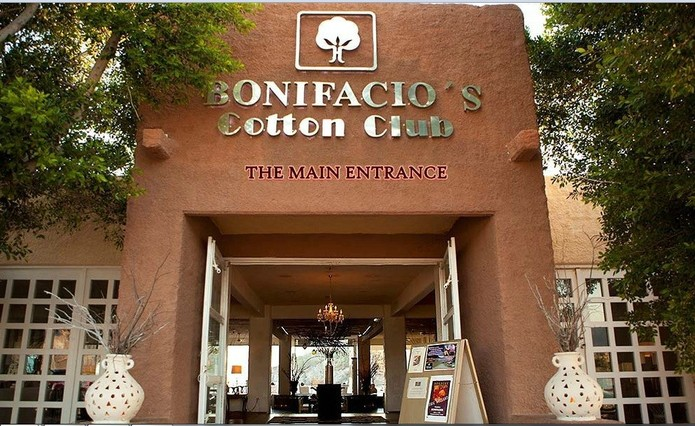 Bonifacio's Cotton Club, San Carlos