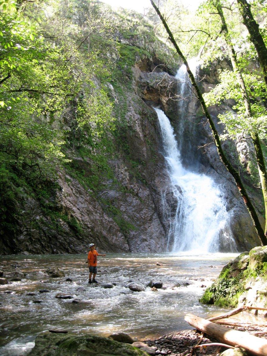 cerocahui waterfall