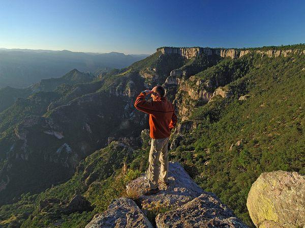 Trekking, Hiking or Walking