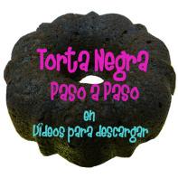 Tutorial Torta Negra Paso a Paso