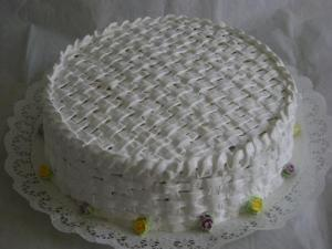Tortas decoradas con merengue (4)